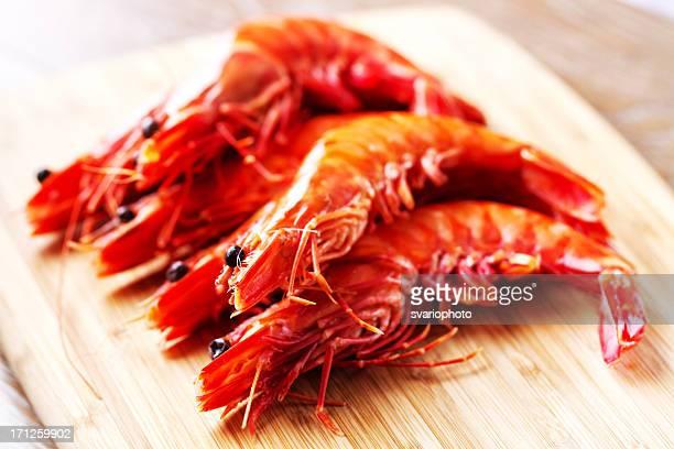 Primas de camarón