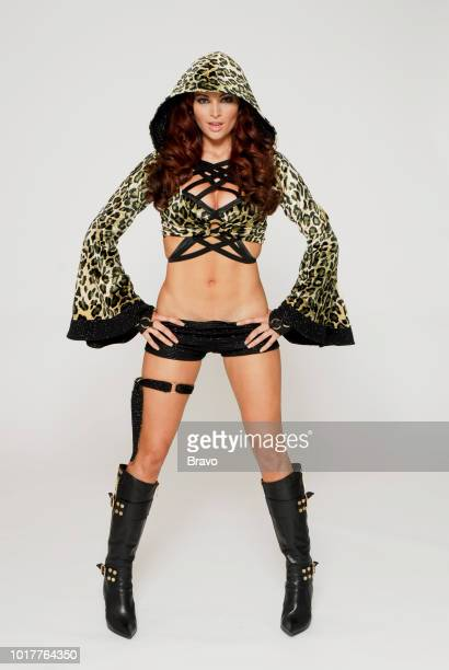 "Raw Talent"" Episode 410 -- Aired -- Pictured: WWE Wrestler Maria Kanellis in design by Chris March --"