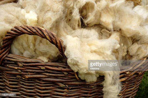 raw wool - wool stock pictures, royalty-free photos & images