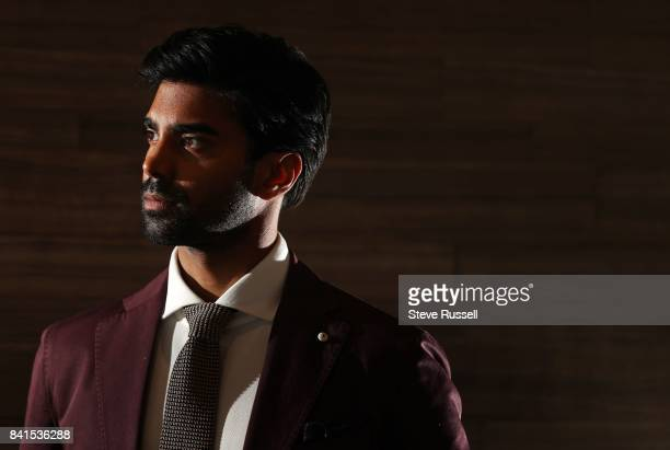 TORONTO ON AUGUST 29 Ray Ablack a Canadian actor who was previously on Degrassi is on Narcos this season with the recurring role of Stoddard a young...