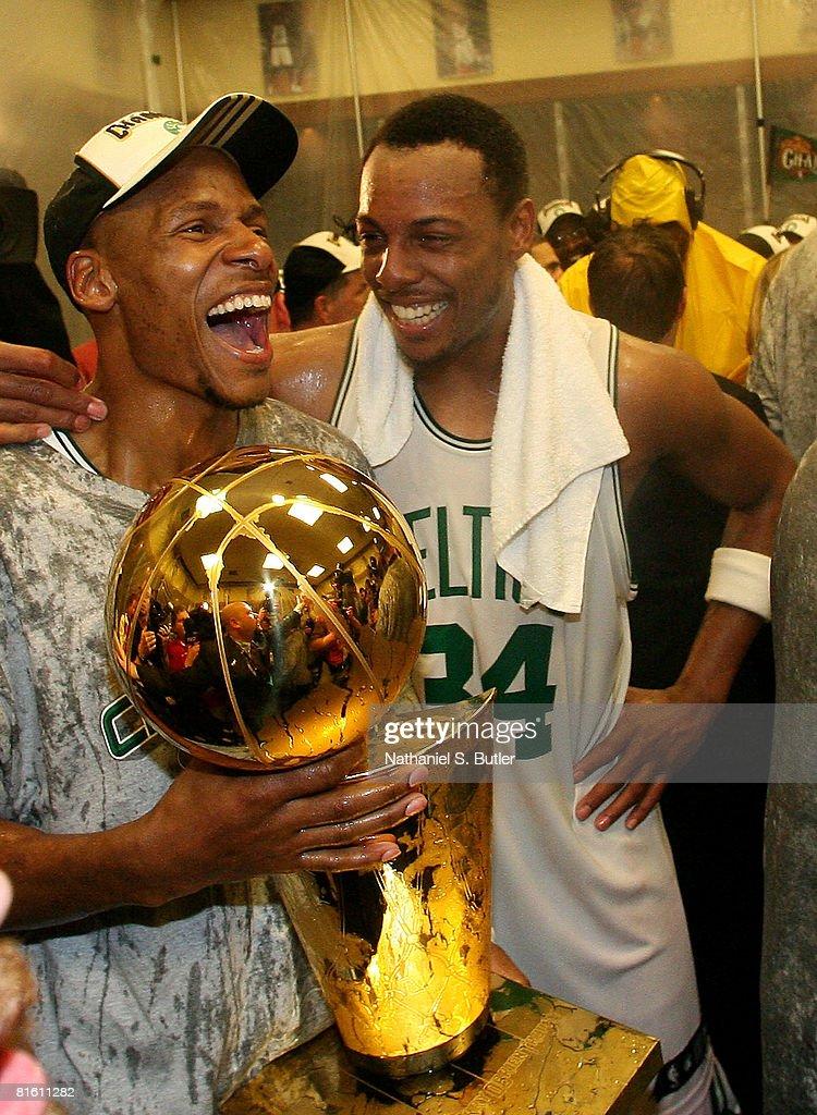 NBA Finals Game 6: Los Angeles Lakers v Bos...