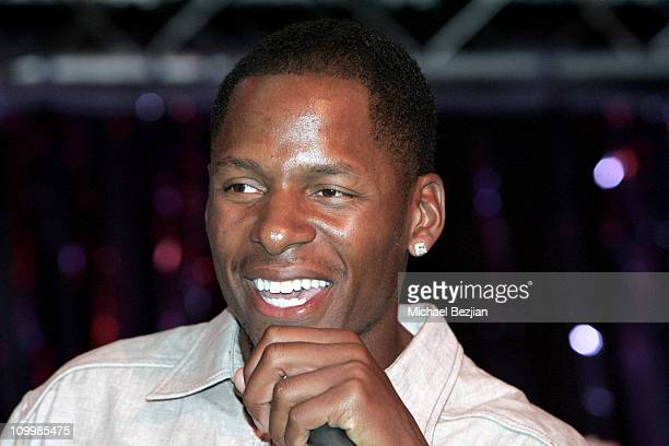 Ray Allen during American Century Golf Championship Party at Harrah's Casino and Vex Night Club July 16 2006 at Harrah's Casino and Vex Night Club in...