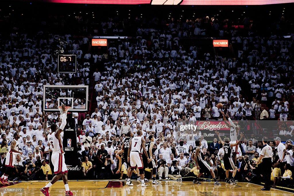2013 NBA Finals - Game Six