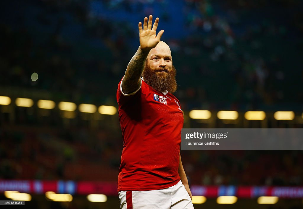 Ireland v Canada - Group D: Rugby World Cup 2015 : ニュース写真