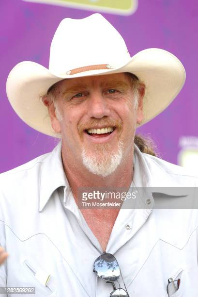 Ray Benson of Asleep at the Wheel poses during day one of the Austin City Limits Music Festival at Zilker Park on September 14, 2007 in Austin, Texas.