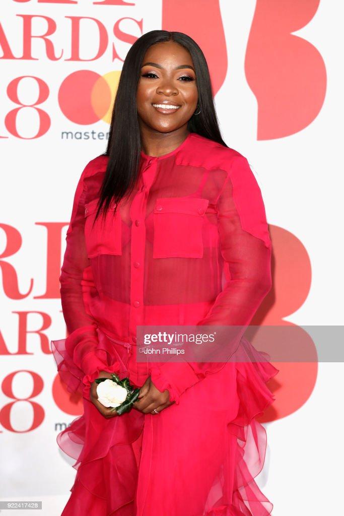 The BRIT Awards 2018 - Red Carpet Arrivals : ニュース写真