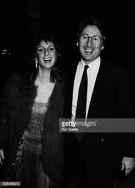 Ray Buktenica and Karen Salkin attend GrownUps Opening Night on March 24 1983 at the Dorothy Chandler Pavilion in Los Angeles California