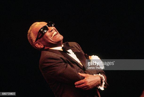 Ray Charles at The North Sea Jazz Festival
