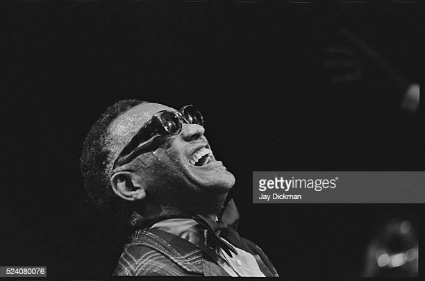 Ray Charles Singing