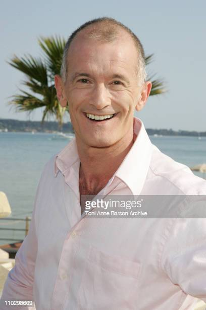 Ray Cokes during MIPTV 2007 Ray Cokes Photocall at Majestic Pier in Cannes France