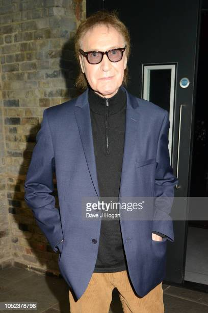 Ray Davies arrives at the Q Awards 2018 in association with Absolute Radio held at The Roundhouse on October 17 2018 in London England