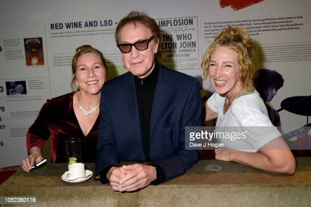 Ray Davies at the Q Awards 2018 in association with Absolute Radio held at The Roundhouse on October 17 2018 in London England