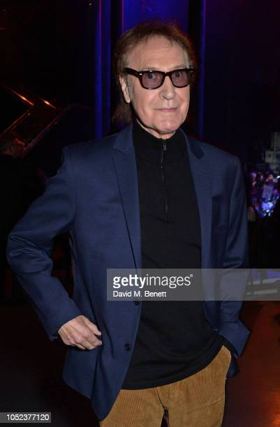 Ray Davies attends the Q Awards 2018 at The Roundhouse on October 17 2018 in London England