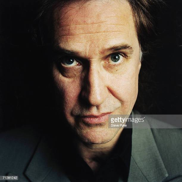 Ray Davies British songwriter and lead singer of the Kinks circa 1995