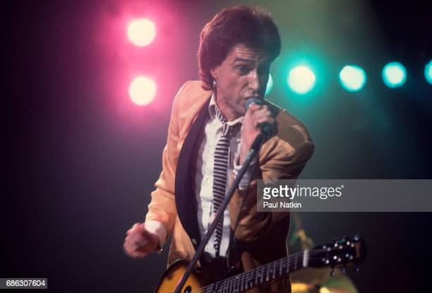 Ray Davies of the Kinks at the Rosemont Horizon in Rosemont Illinois September 17 1981