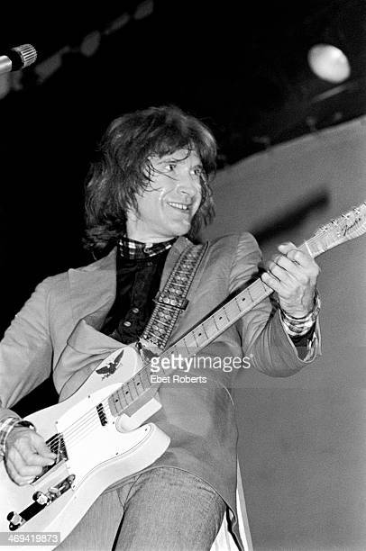 Ray Davies performing with The Kinks in Asbury Park New Jersey on July 3 1977