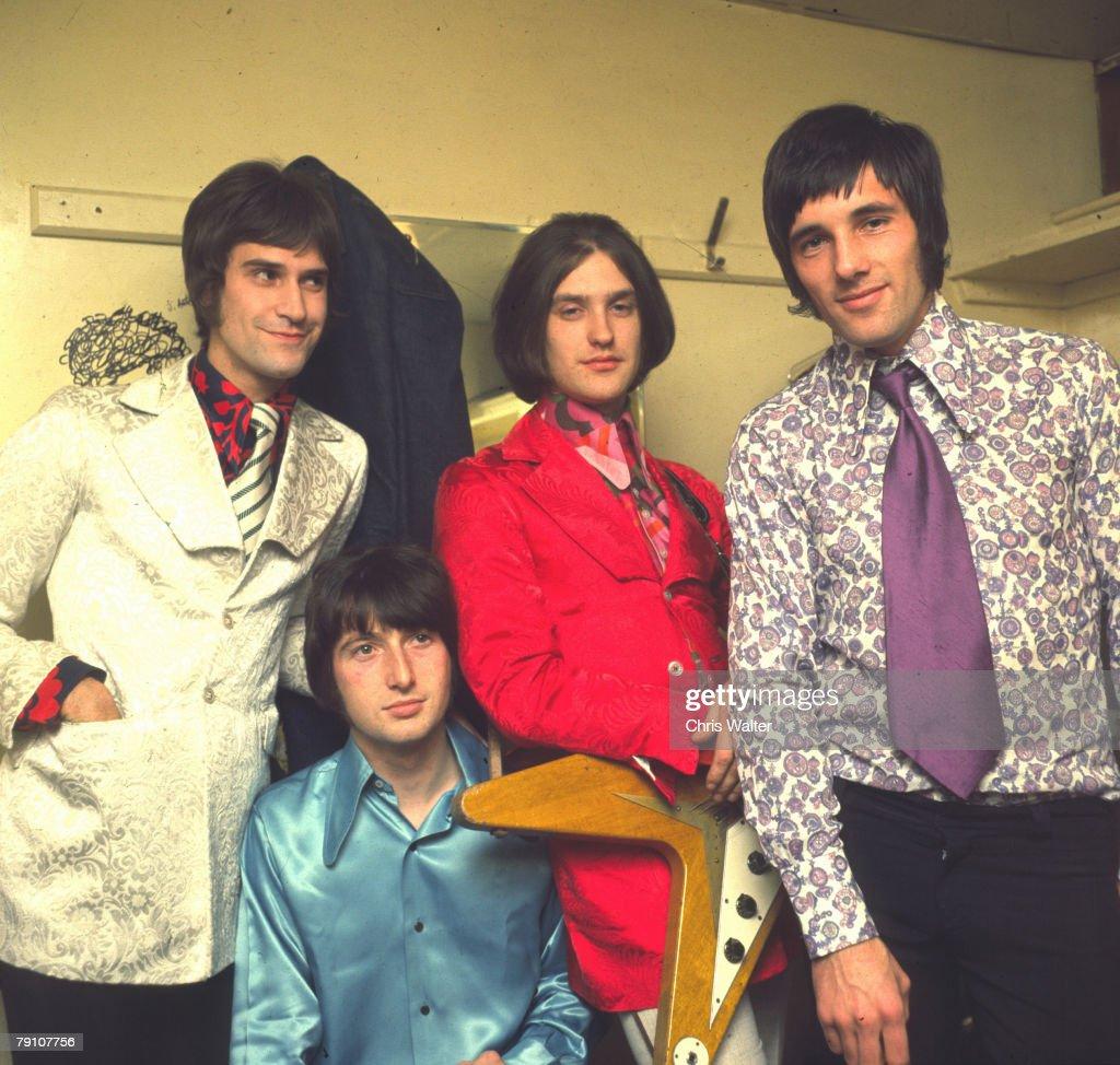 The Kinks  File Photos : News Photo