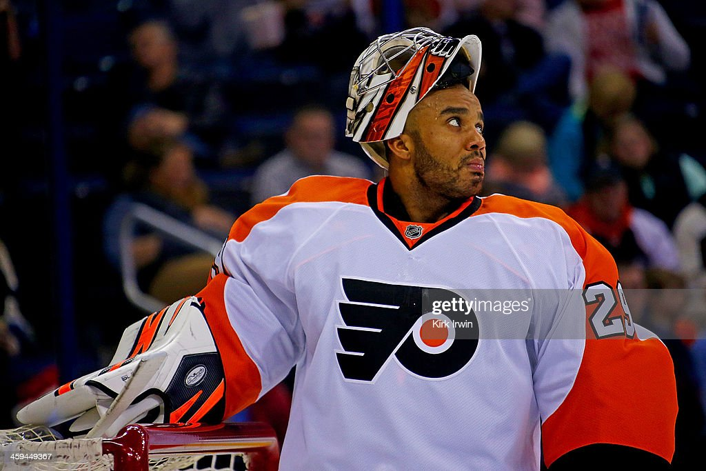 Philadelphia Flyers v Columbus Blue Jackets : News Photo