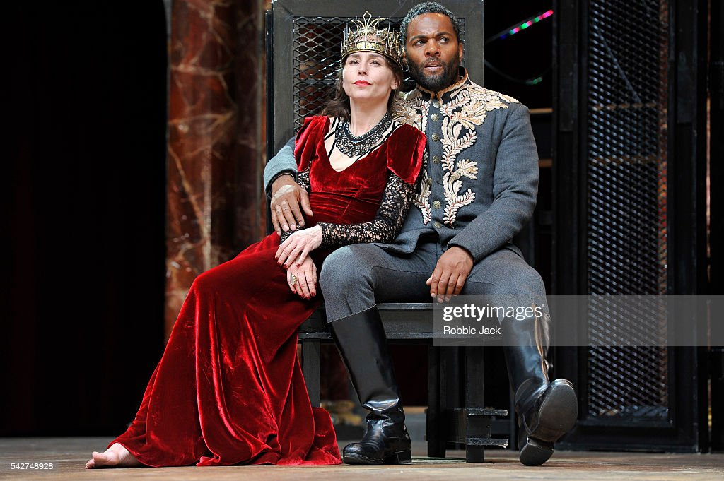 """""""Macbeth"""" Performed At The Globe Theatre"""