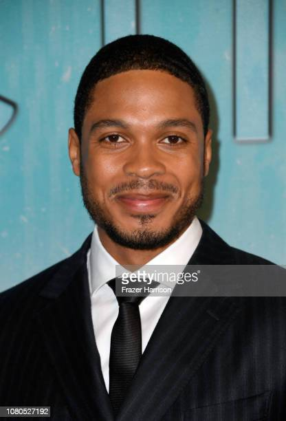Ray Fisher attends the premiere of HBO's 'True Detective' Season 3 at Directors Guild Of America on January 10, 2019 in Los Angeles, California.