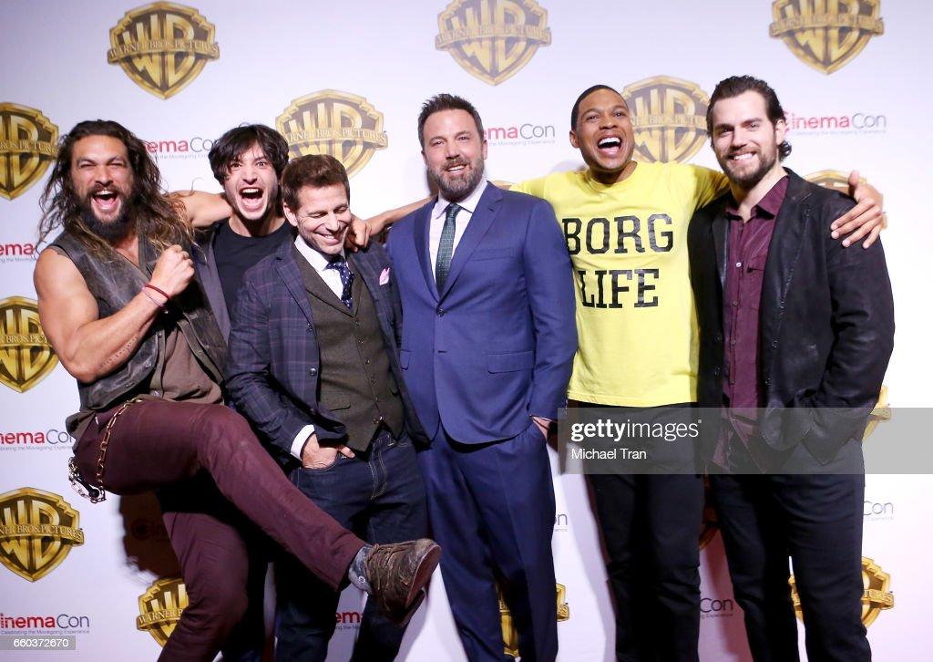 CinemaCon 2017 - Warner Bros. Pictures Presentation : News Photo