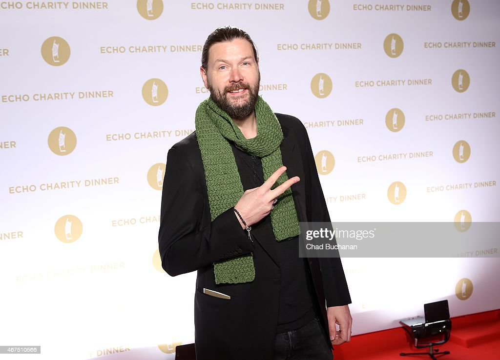 Ray Garvey attends the Echo Award 2015 Charity Dinner at Grill Royal on March 25, 2015 in Berlin, Germany.