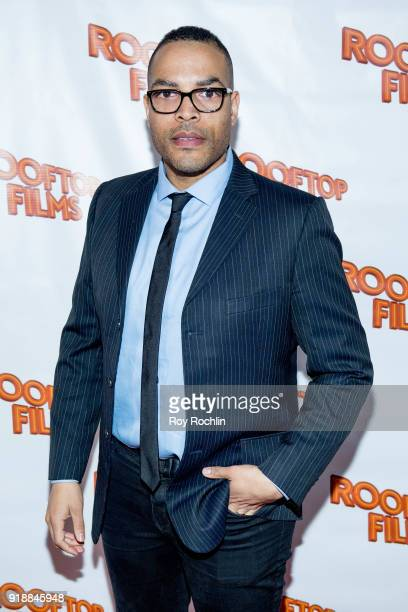 Ray Green attends the 2nd Annual Rooftop Gala at St Bart's Church on February 15 2018 in New York City