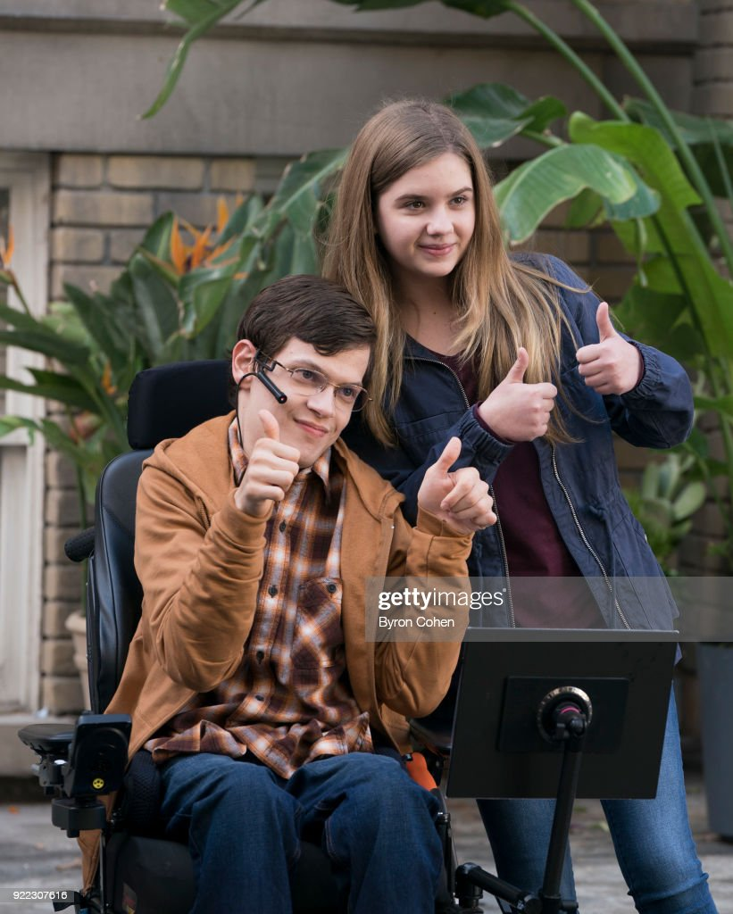 ABC's 'Speechless' - Season Two : News Photo