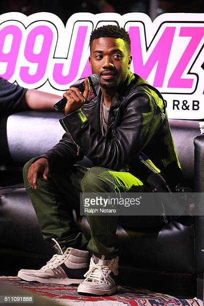Ray J answers questions from fans about his music career fiance and his Kim Kardashian sex tape during the 99 Jamz UnCensored starring Ray J at...