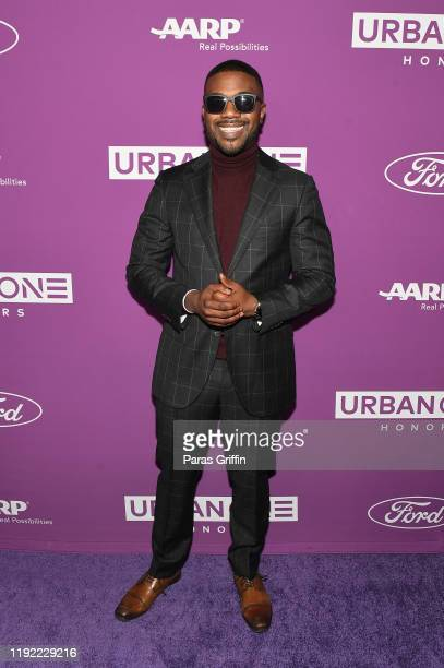 Ray J attends 2019 Urban One Honors at MGM National Harbor on December 05 2019 in Oxon Hill Maryland