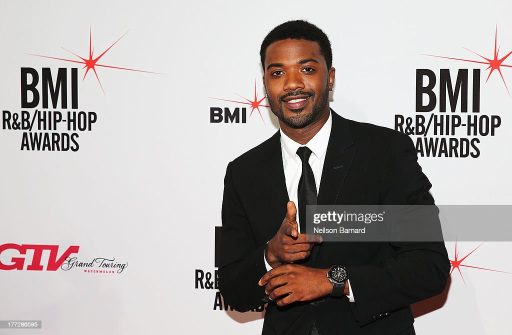 Ray J attends the 2013 BMI R&B/Hip-Hop Awards at Hammerstein Ballroom on August 22, 2013 in New York City.
