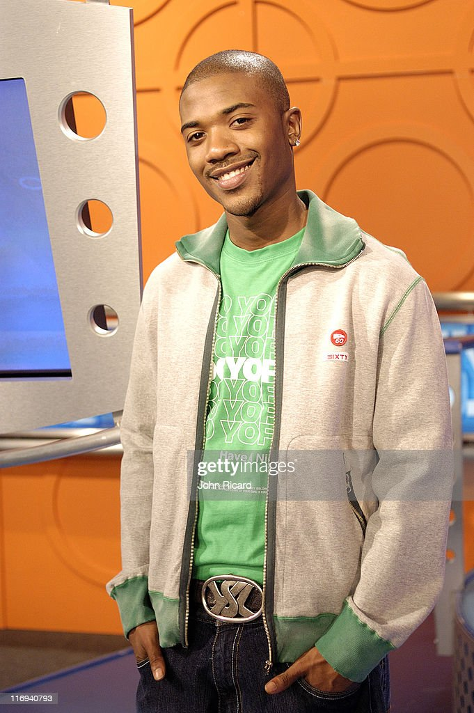 Ray J hosts BET's Top 5 Countdown - March 18, 2005