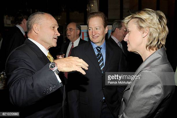 Ray Kelly Steven Schiff and Tina Brown attend PARADE Magazine and THE DOUBLEDAY BROADWAY Publishing Celebrate SENATOR JIM WEBB's New Publication A...