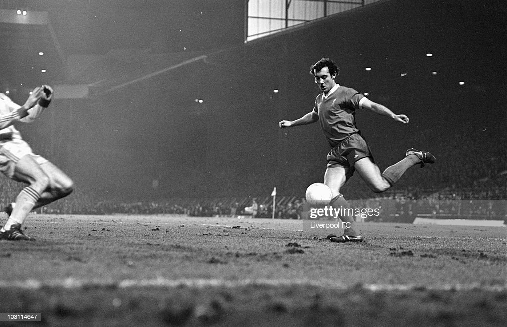 1978 League Cup Semi-Final Replay: Liverpool v Nottingham Forest : News Photo