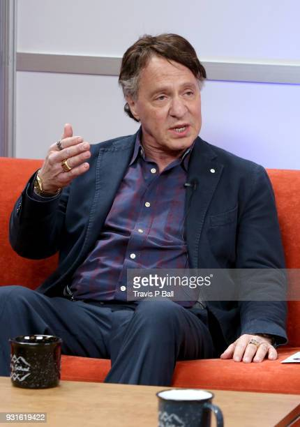 Ray Kurzweil speaks at The SXSW Facebook Live Studio Ray Kurtzwell 2018 SXSW Conference and Festivals at JW Marriott Austin on March 13 2018 in...