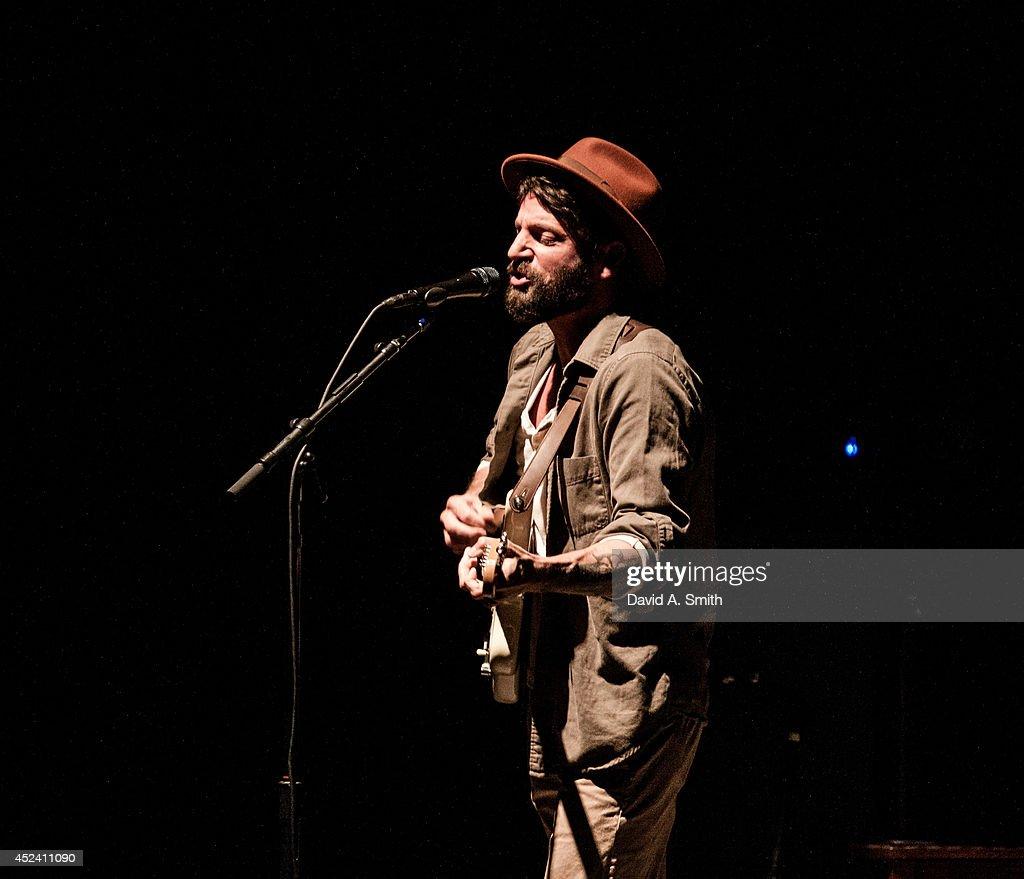 Ray LaMontagne In Concert -  Birmingham,AL