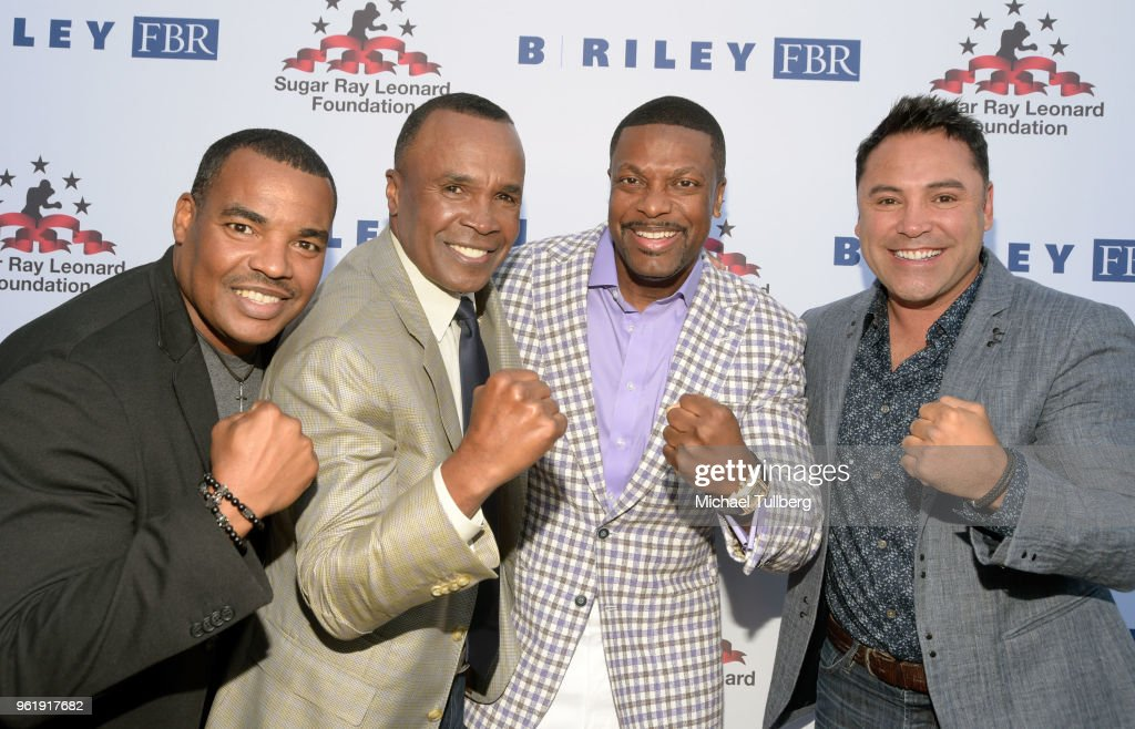 "9th Annual ""Big Fighters, Big Cause"" Charity Boxing Night Benefiting The Sugar Ray Leonard Foundation - Arrivals"