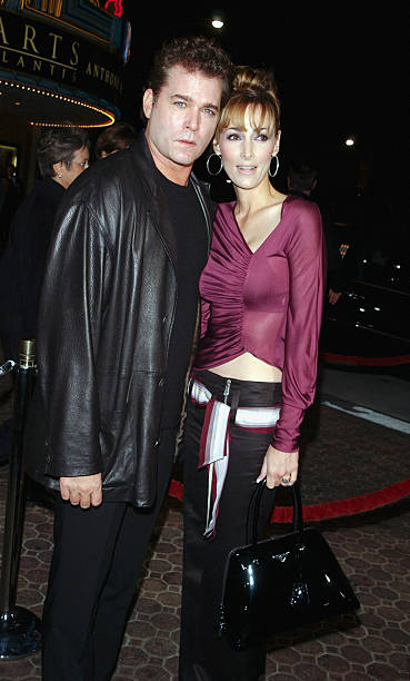 Ray Liotta and Wife Michelle Grace Pictures | Getty Images