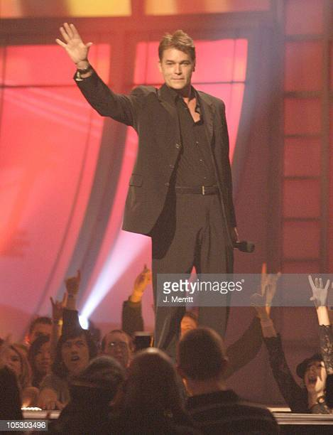 Ray Liotta during First Annual Spike TV Video Game Awards Show and Backstage at MGM Grand Casino in Las Vegas Nevada United States
