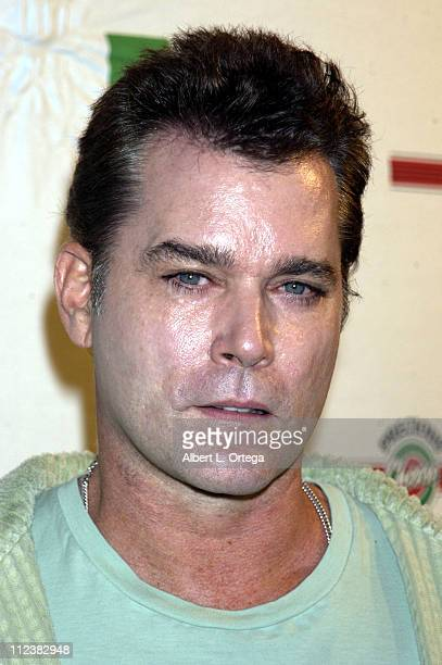 Ray Liotta during The Feast of San Gennaro Presented by Precious Cheese Day 1 at Hollywood Ivar Lot in Hollywood California United States