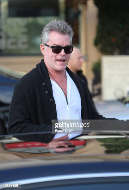 Ray Liotta is seen on December 21 2013 in Los Angeles California