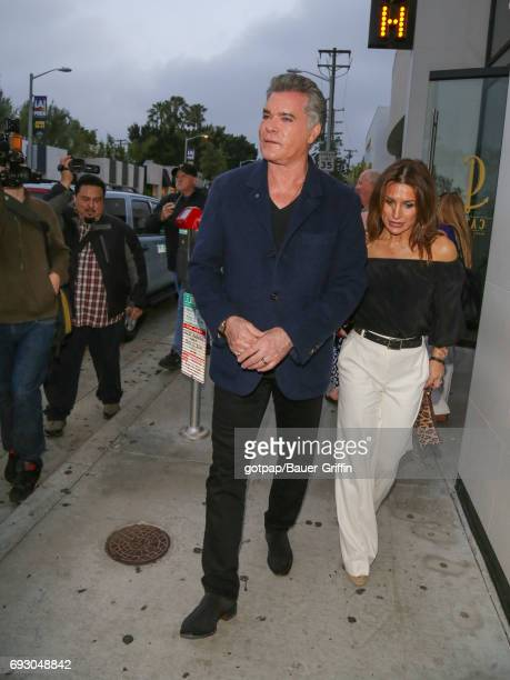 Ray Liotta is seen on June 05 2017 in Los Angeles California