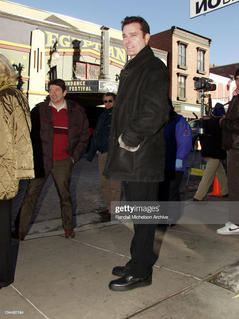 2002 Sundance Film Festival - Hogan at Sundance