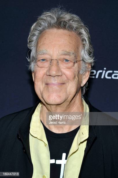 Ray Manzarek arrives at the 5th Annual Sunset Strip Music Festival official VIP party sponsored by Black Star Beer and Virgin America at Sky Bar...