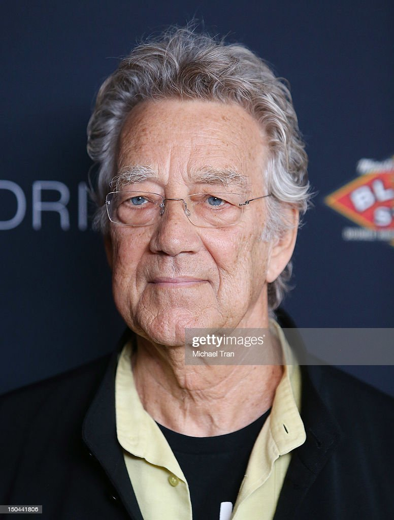 Ray Manzarek of The Doors arrives at The 5th Annual Sunset Strip Music Festival party held at SkyBar at the Mondrian Los Angeles on August 17, 2012 in West Hollywood, California.