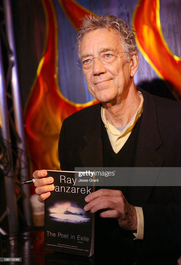 Ray Manzarek of The Doors during The Doors 40th Anniversary Celebration - Ray Manzarek at The  sc 1 st  Getty Images & The Doors 40th Anniversary Celebration - Ray Manzarek at The Cat ...