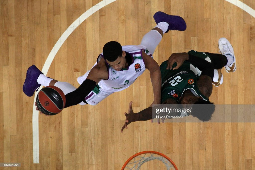 Panathinaikos Superfoods Athens v Unicaja Malaga - Turkish Airlines EuroLeague
