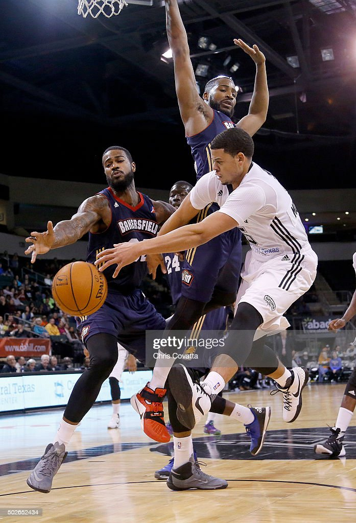 Bakersfield Jam v Austin Spurs