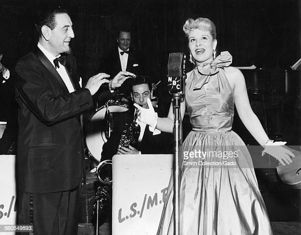 Ray Milland and Eileen Barton, September 27, 1952.