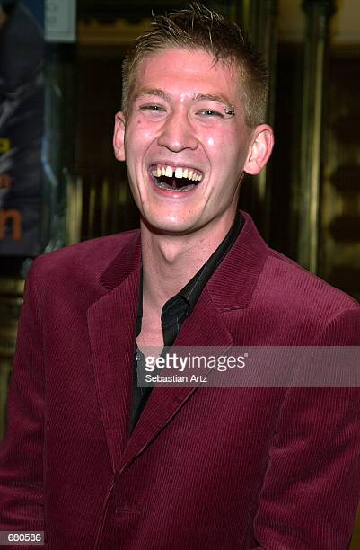 Ray Munns arrives at the Second Annual AMMY Awards For Asian American Entertainment November 10, 2001 in Los Angeles, CA.